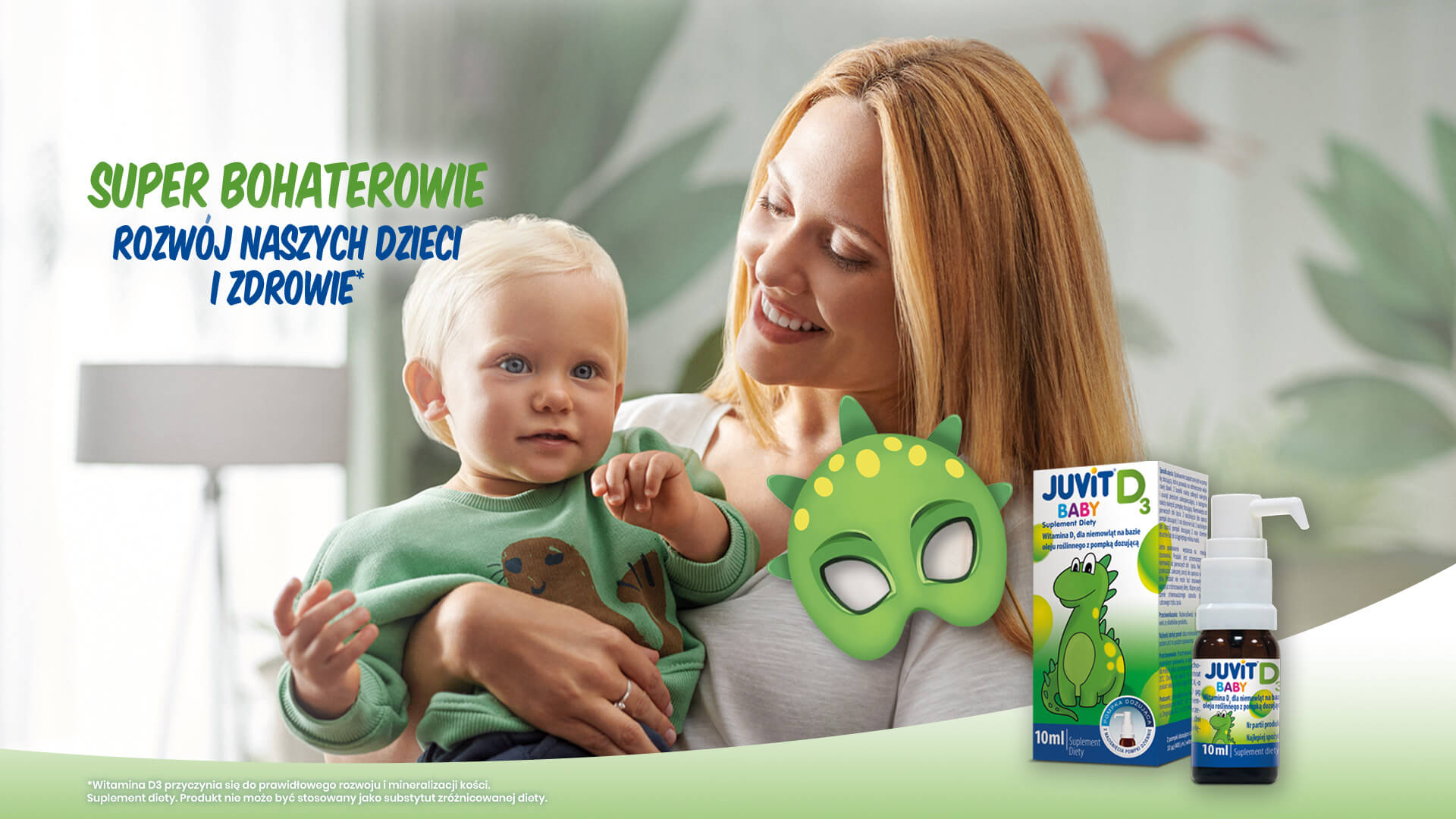 Juvit D3 Baby