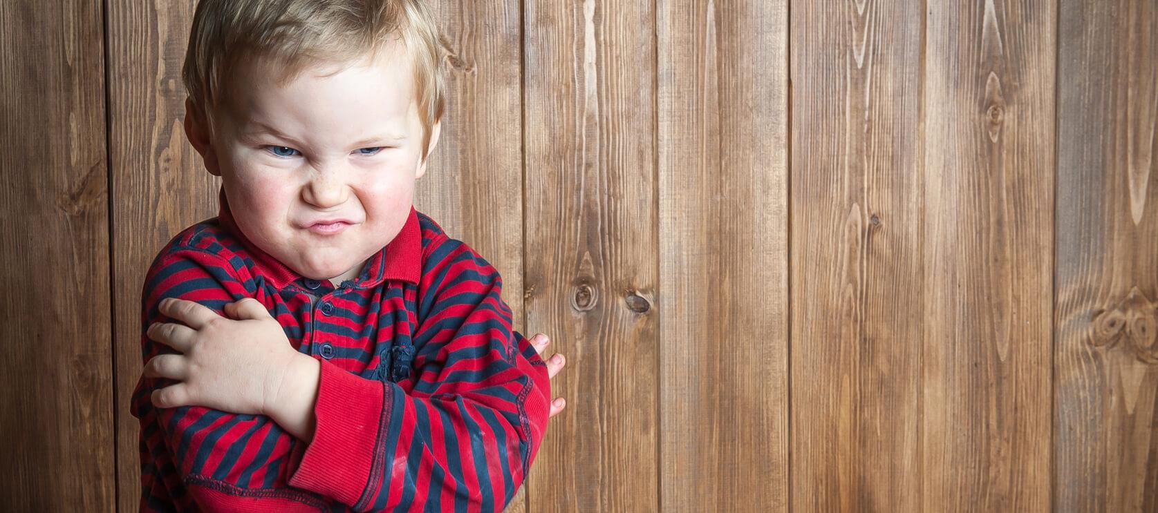 Daj dziecku przestrzeń do swobodnego wyrażania złości