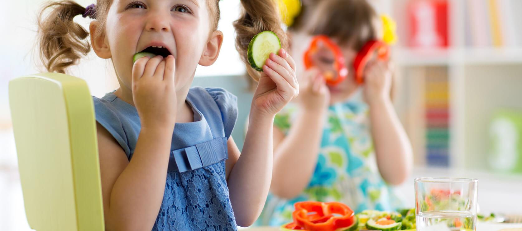 Kształtowanie nawyków żywieniowych u dzieci