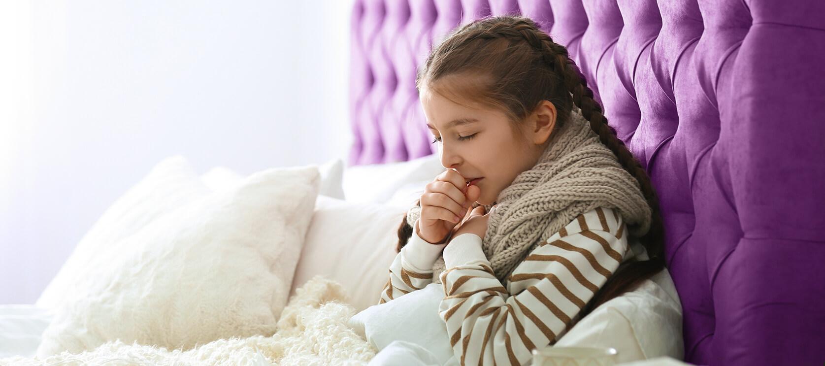 Rozpoznanie grypy u dziecka? Jej objawy, czas trwania i przebieg