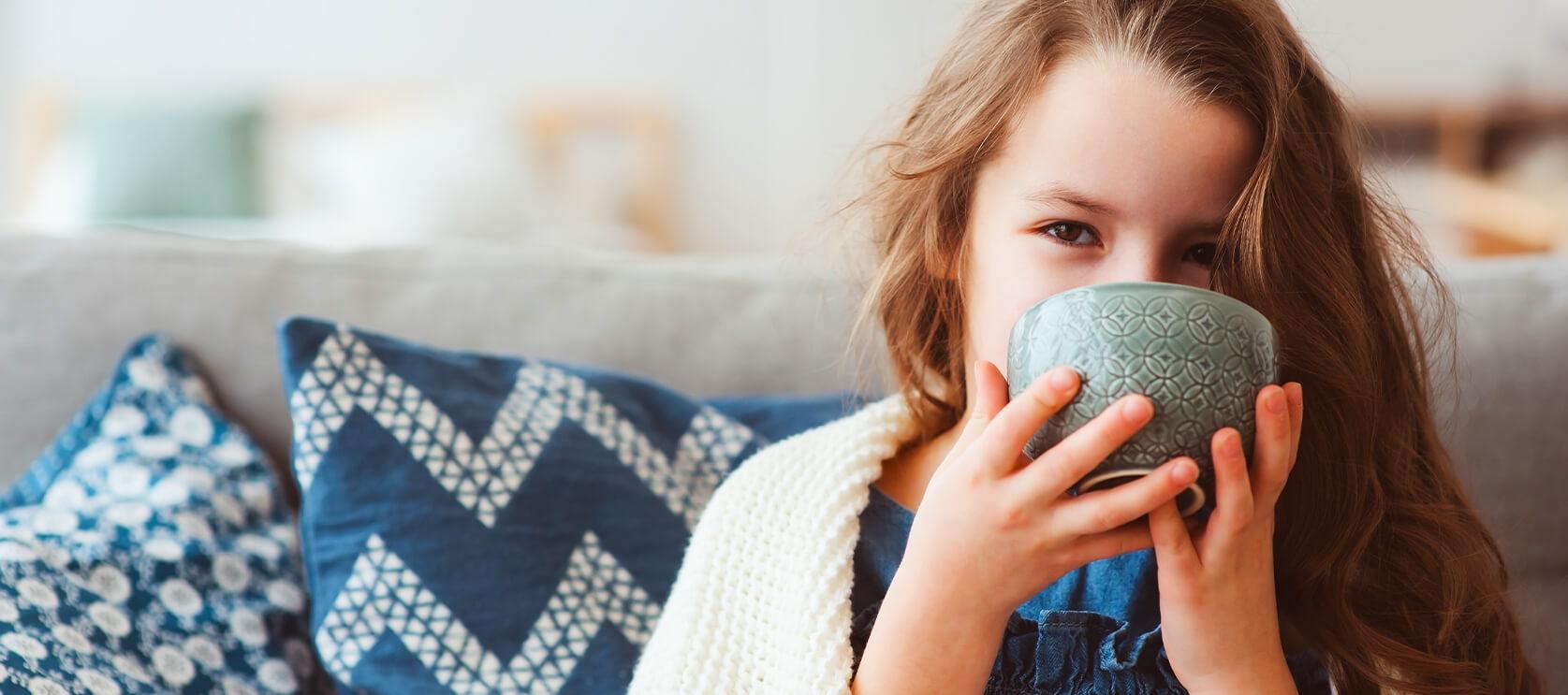 Naturalne sposoby na odporność i wzmocnienie organizmu dziecka