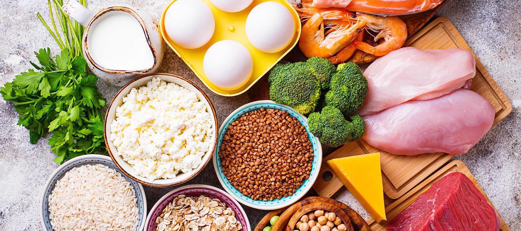 """Produkty, warzywa i owoce bogate w witaminę D, zwaną """"witaminą słońca"""""""